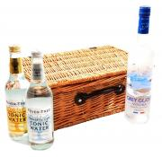 The Posh Vodka and Tonic Hamper (Small)