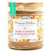 Primrose Kitchen Raw Almond and Chia Butter