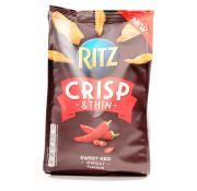 Ritz Crisp and Thin Sweet Red Chilli