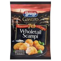 Youngs Gastro Wholetail Scampi image