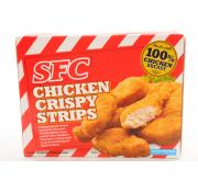 Southen Fried Chicken Crispy Chicken Strips