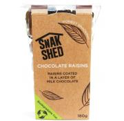 Snak Shed Chocolate Raisins