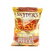 Snyders Honey Mustard and Onion Pretzel Pieces