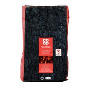 Co Op Fairtrade Lumpwood Charcoal
