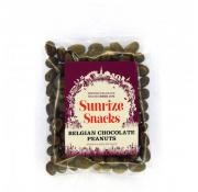 Sunrize Snacks Belgian Chocolate Peanuts