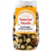 Sunrize Snacks Supreme Nuts and Fruits