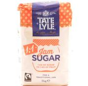 Tate and Lyle Fair Trade Jam Sugar