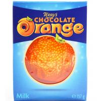Terrys Chocolate Orange image