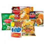 A FROZEN MEAL DEAL FOR JUST £5!