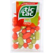 Tic Tac Lime And Orange