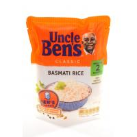 Uncle Bens Express Rice Basmati image