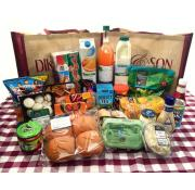 Stock Gaylard Vegetarian Starter Hamper for 2 (£21.85 per person)