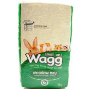 Wagg Small Pet Meadow Hay