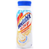 Weetabix On The Go Breakfast Drink Banana image