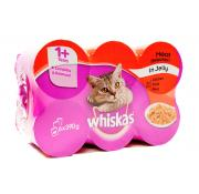 Whiskas Meat Selection in Jelly