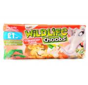 Yoplait Wildlife Choobs Strawberry