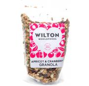 Wilton Wholefoods Apricot and Cranberry Granola