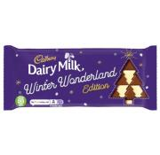 Cadbury Dairy Milk Winter Wonderland Bar
