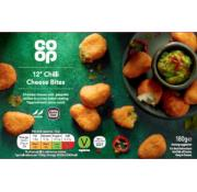Co Op Chilli Cheese Bites