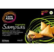 Cafe Asia Vegetable Samosa