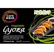 Cafe Asia Vegetable Gyoza