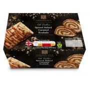 Co Op Irresistible Spiced Salted Caramel Roulade