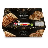 Co Op Irresistible Spiced Salted Caramel Roulade image