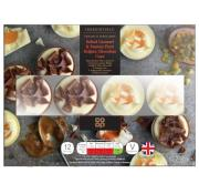 Co Op Irresistible Passionfruit and Salted Caramel Cups