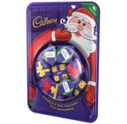 Cadbury Dairy Milk Parcel Tree Decorations