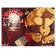 Paterson Shortbread and Biscuit Assortment