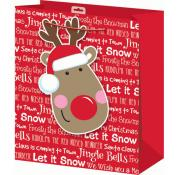 Giant Character Tag Large Gift Bag
