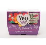 Yeo Valley Organic Fruity Favourites
