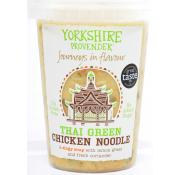 Yorkshire Provender Thai Green Chicken Noodle