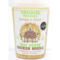 Yorkshire Provender Thai Green Chicken Noodle image