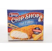 Youngs Chip Shop Large Cod Fillets